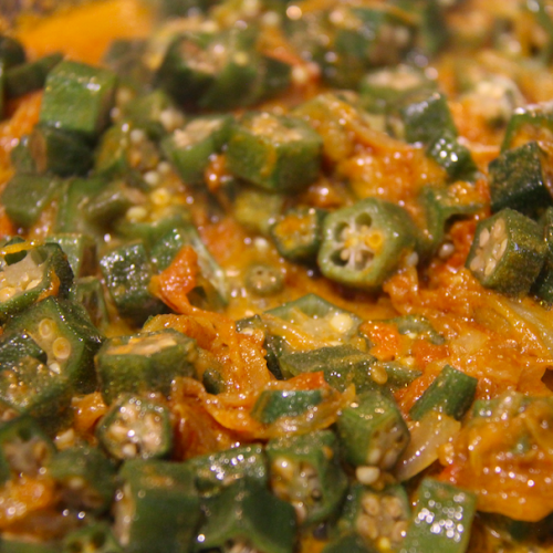 Delicious & Simple Recipe For Bhindi (Okra)