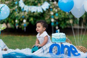 Azlan's First Birthday