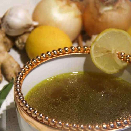 Organic Chicken Broth Recipe | Desi Murgh Yakhni | Great For Patients , New Mothers & Winter Days!