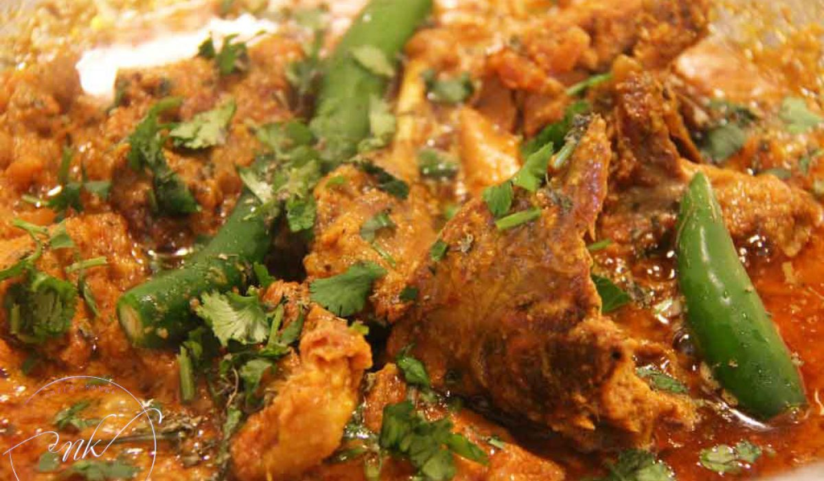 Tasty Desi Murgh Karahi | Farm/Home Raised Chicken Karahi |