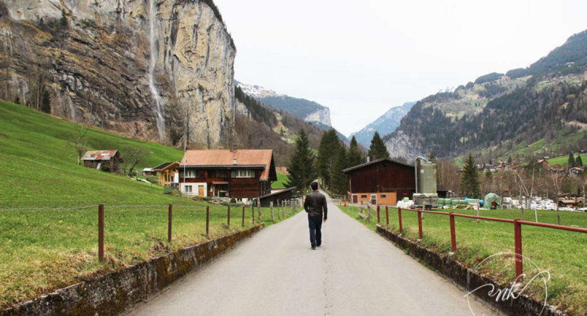 Travel : Camping Jungfrau Holiday Park, Lauterbrunnen