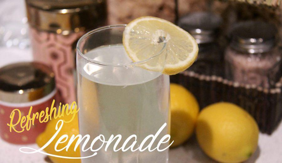 Tasty Refreshing Lemonade Recipe | Secret Ingredient ;)