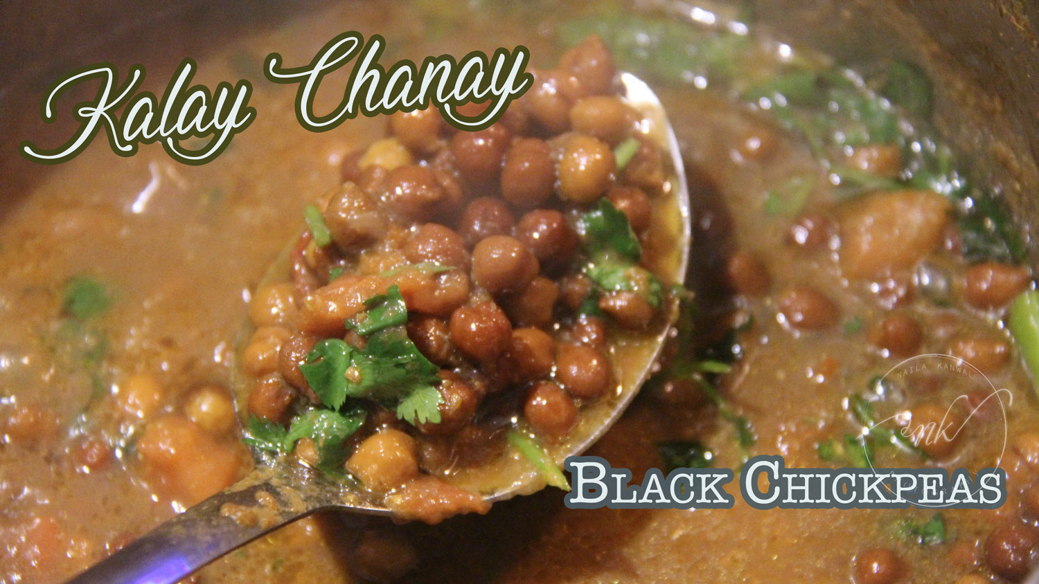 Kalay Chanay کالے چنے | No Pressure Cooker Required | Garbanzo/Chickpeas