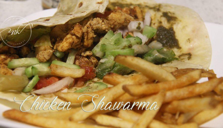 Easy Chicken Shawarma   چکن شاورمہ   Quick & Tasty