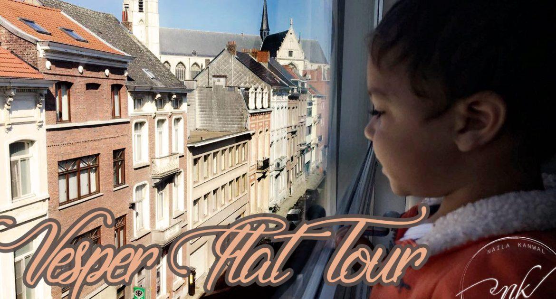 Vixx Vesper Flat (Apartment) | Full Tour | Mechelen, Belgium