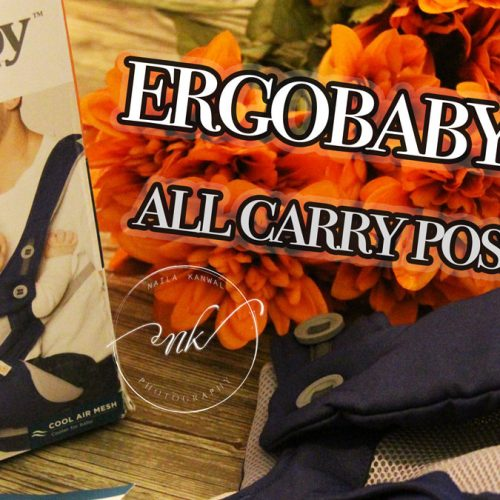 UNBOXING Ergobaby 360 All Carry Position Baby Carrier, French Blue
